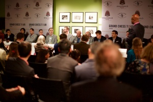 Opening Ceremony   2015 Sinquefield Cup