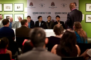 Opening Ceremony | 2015 Sinquefield Cup