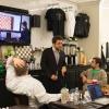 GM Levon Aronian, GM Ben Finegold