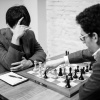 GM Fabiano Caruana and GM Wesley So