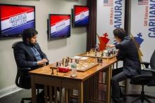 basque, chess, hikaru, nakamura, fabiano, caruana, grandmasters, showdown, saint louis