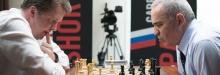 Kasparov, Short, legend, saint louis, grandmaster, GM, battle, chess, champion
