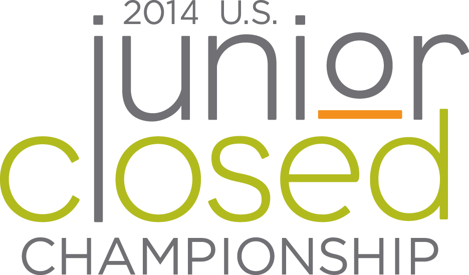 2014 US Junior Closed logo