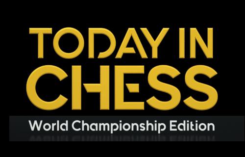 Today in Chess: World Chess Championship   www uschesschamps com