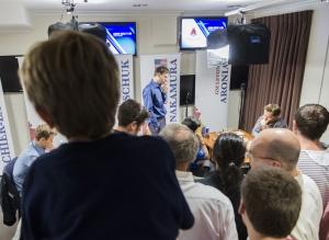 Round 7 | 2015 Sinquefield Cup