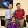 Ruifeng Li and Family