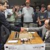 GM Levon Aronian, GM Veselin Topalov