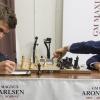 GM Magnus Carlsen, GM Levon Aronian
