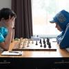 Mika Brattain and Luke Harmon-Vellotti