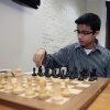 Akshat Chandra, Round 1, U.S. Championships