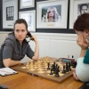 Irina Krush, Round 2, U.S. Championship