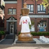 World Chess Hall of Fame, giant chess piece, Round 2, U.S. Championship, Cardinals