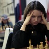Katerina Nemcova, Round 3, U.S. Championship