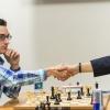 Fabiano Caruana, Hikaru Nakamura, Round 4, U.S. Championship