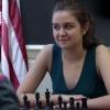 Agata Bykovtsev, Round 5, U.S. Championship,