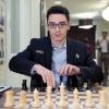 Fabiano Caruana, Round 7, U.S. Championship