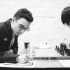 Fabiano Caruana, Ray Robson, Round 8, U.S. Championship