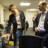 GM Magnus Carlsen, GM Veselin Topalov