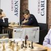 GM Levon Aronian, GM Magnus Carlsen