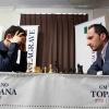 GM Fabiano Caruana, GM Veselin Topalov