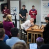 Garry Kasparov, Hikaru Nakamura, Ultimate Blitz Challenge, U.S. Championship