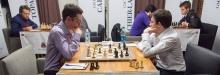 Sinquefield Cup chess Nakamura Carlsen Topalov Caruana Aronian Lagrave