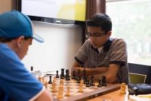 Akshat Chandra vs. Luke Harmon-Vellotti